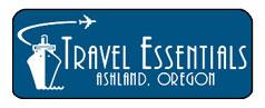 Travel Essentials~Ashland Oregon~no sales tax